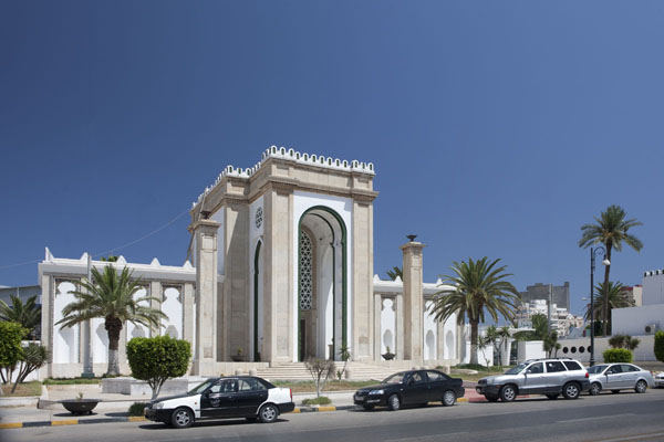 Tripoli International Fairgrounds (within 5 minutes walk)