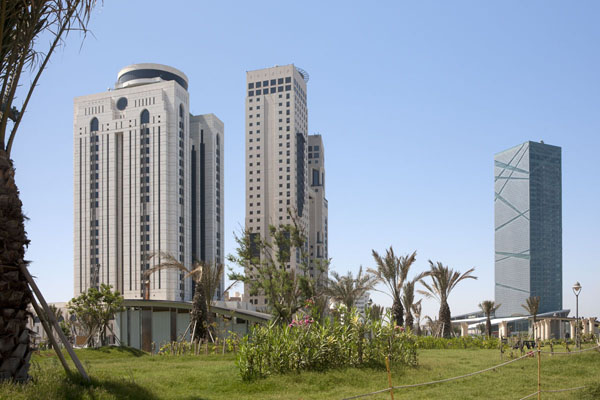 Al Fateh, Boulayla and Daewoo Tripoli Business Towers (within 1 Km)