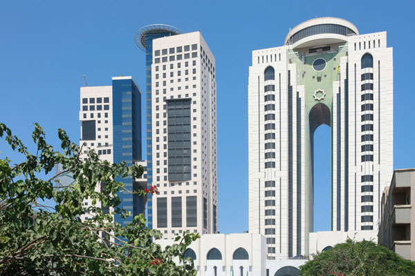 Tripoli Towers and Boulayla Business Towers (within 1 Km)